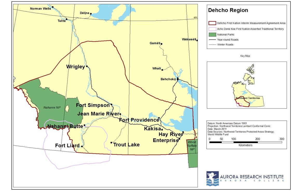 Dehcho Region