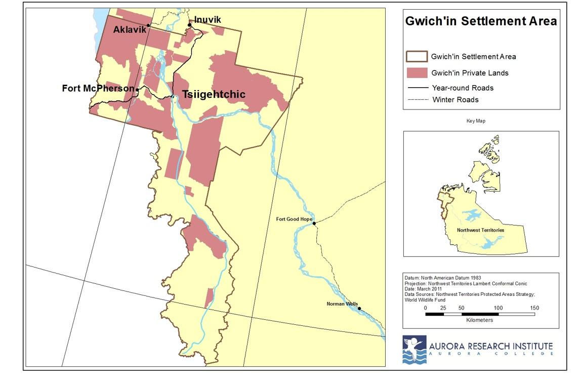 Gwich'in Settlement Area