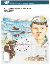 1988 Compendium of Research in the Northwest Territories