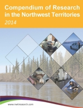2014 Compendium of Research in the Northwest Territories
