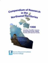 1998 Compendium of Research in the Northwest Territories