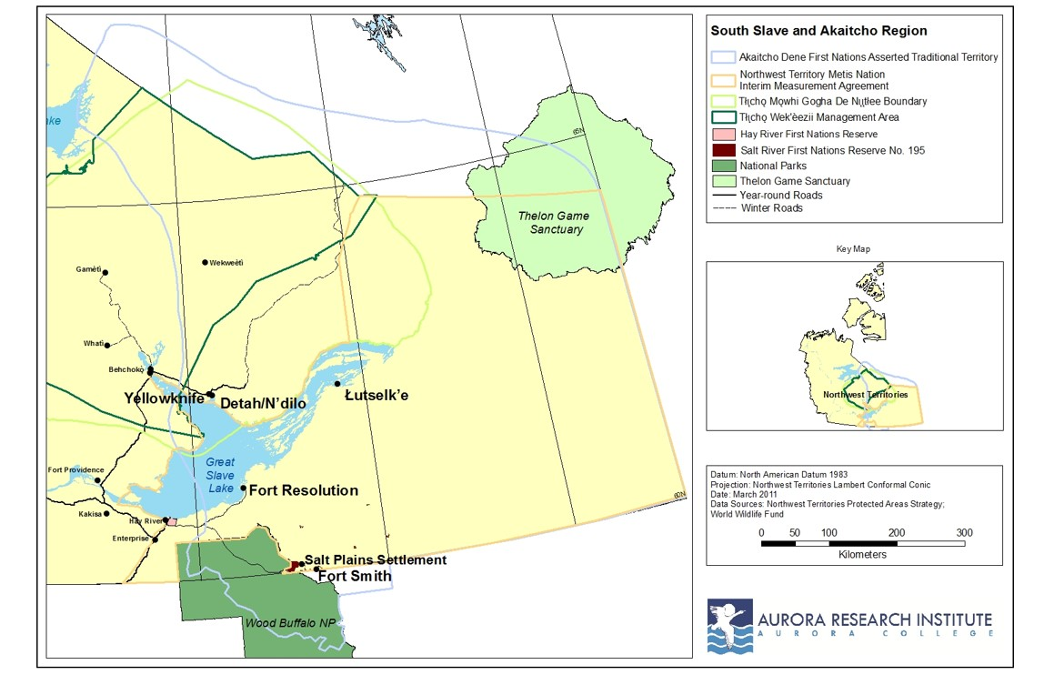 South Slave Region