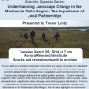 Understanding Landscape Change in the Mackenzie Delta Region