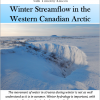 Winter Streamflow in the Western Canadian Arctic
