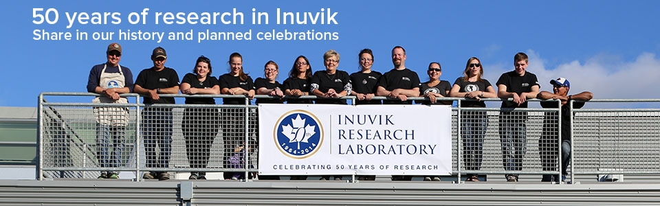 50 years of research in Inuvik