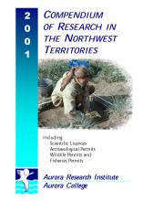2001 Compendium of Research in the Northwest Territories