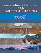 2006 Compendium of Research in the Northwest Territories