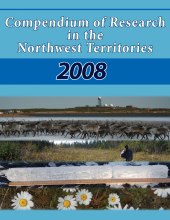 2008 Compendium of Research in the Northwest Territories