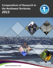 2013 Compendium of Research in the Northwest Territories
