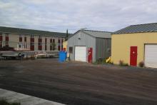 Long-term storage at WARC