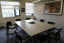 Western Arctic Research Centre meeting room