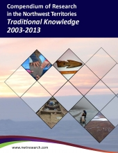 TK Special edition Compendium of Research in the Northwest Territories